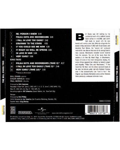 The Bill Evans Trio - Moon Beams [Original Jazz Classics Remasters] - (CD) - 2